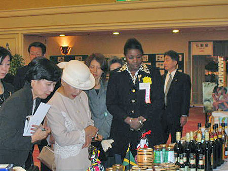 2012 Charity Bazaar of Japan-Latin American and Caribbean Ladies