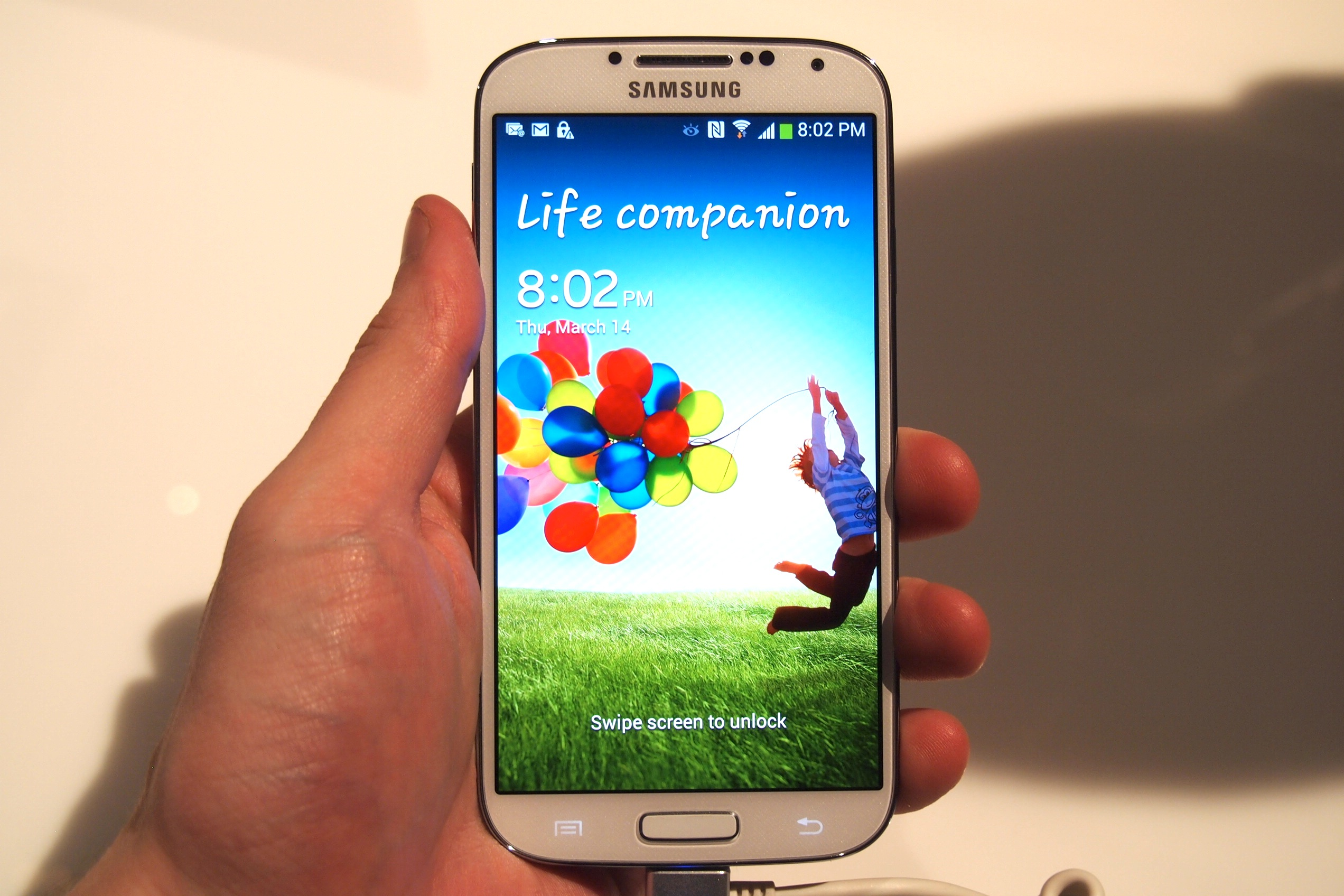 The Camera That Helps You Capture The World In Your Galaxy S4