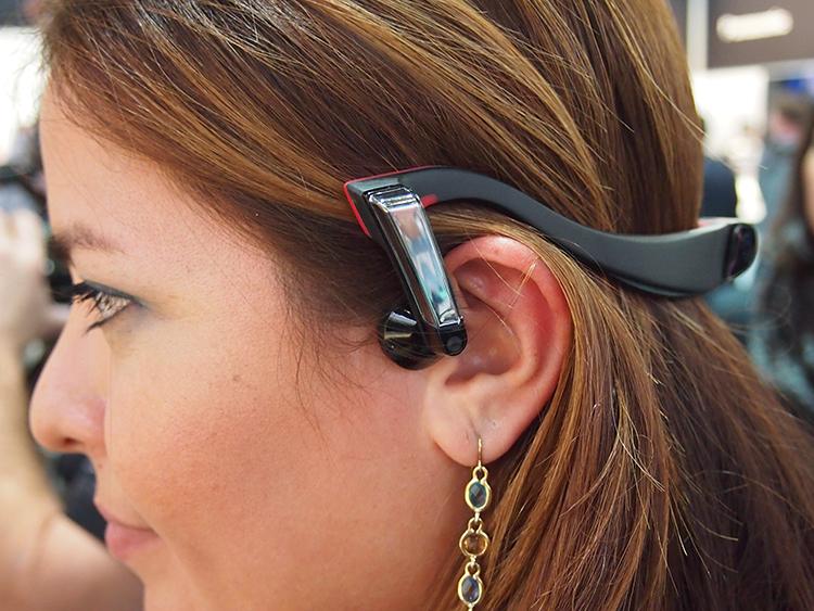 About The Panasonic Running Headphones