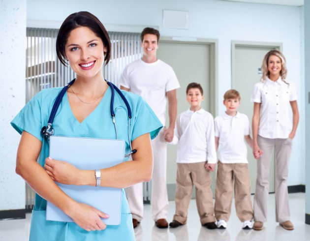 Thinking About A Career In The Health Sector?