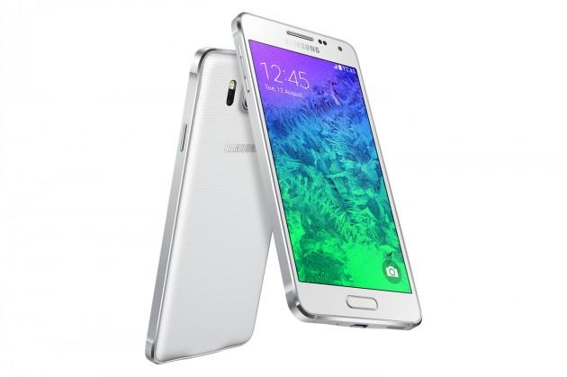 Samsung Galaxy Alpha: Octa-Core Processor and Metal Body