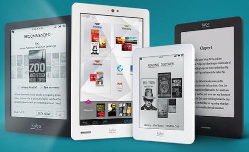 Get Great Deals On Kobo e-Books