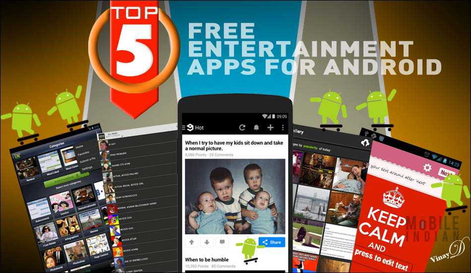 Top Entertainment Apps For Bollywood Lovers