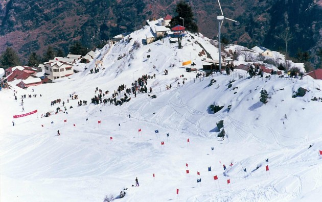 5 Amazing Hill Stations In India Offering A Wonderful Respite