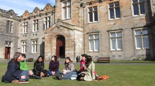 Student Life At St. Andrews University