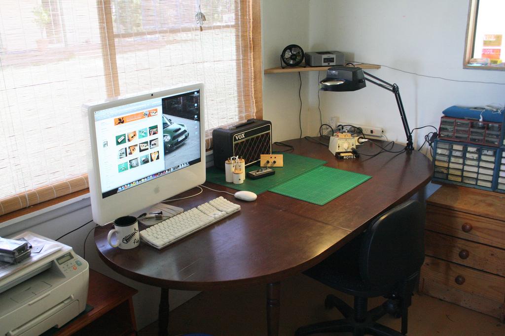 Lighting Setup For Optimal Productivity