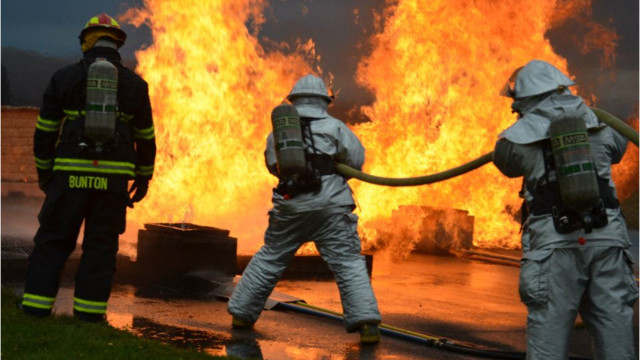 US Firefighters – A Brief History