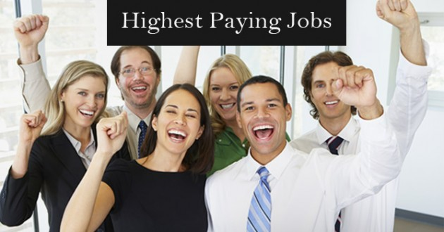Great Career Options With Handsome Salaries