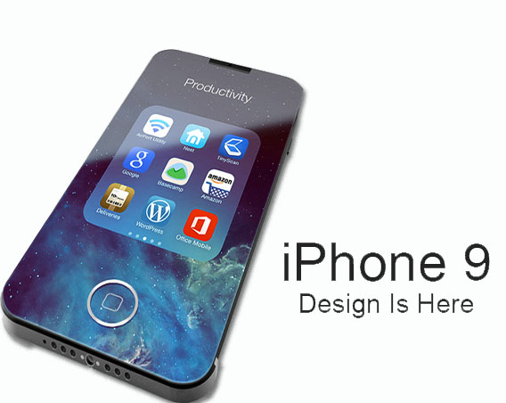 Edge To Edge Display For The Upcoming iPhone 9