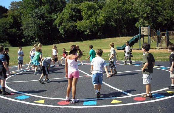 How To Give A Playground A Complete Makeover