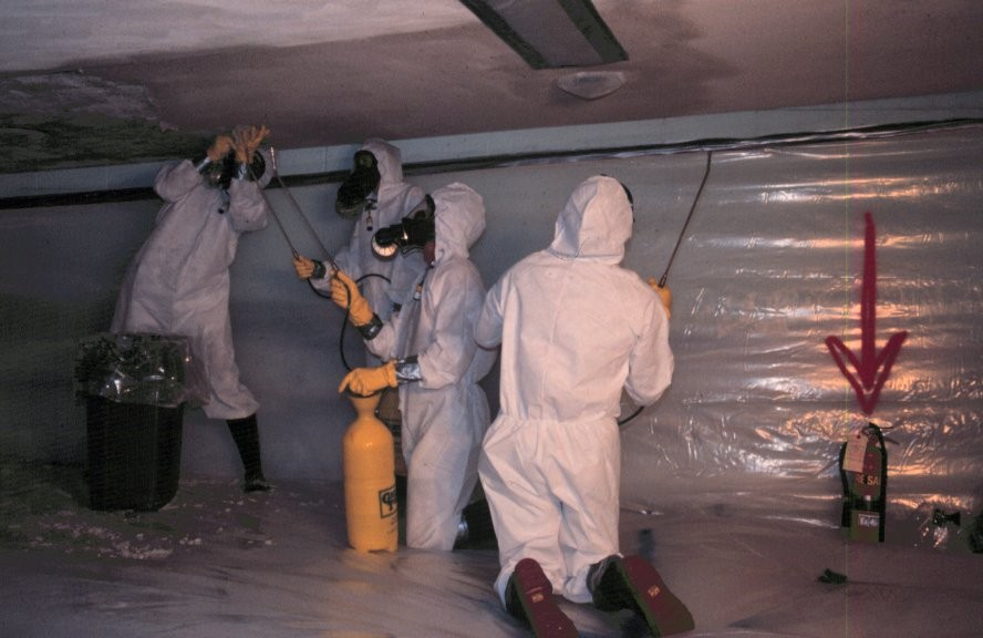 What Are The Different Asbestos Jobs That Are Available To You?