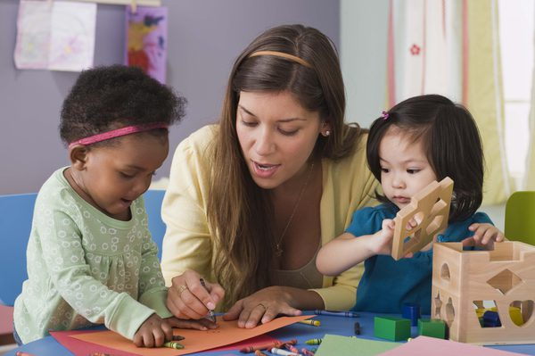 Why Parents Benefits From Child Day Care