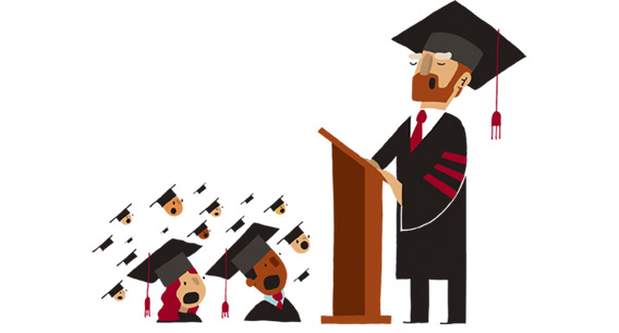 4 Keys To A Great Graduation Speech
