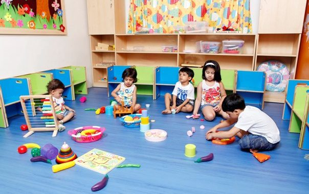 Play School- a Foundation That Builds Child's Future