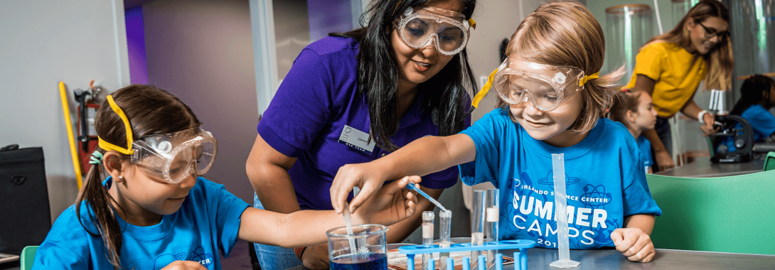 STEM Summer Camp: Inspire the Next Generation