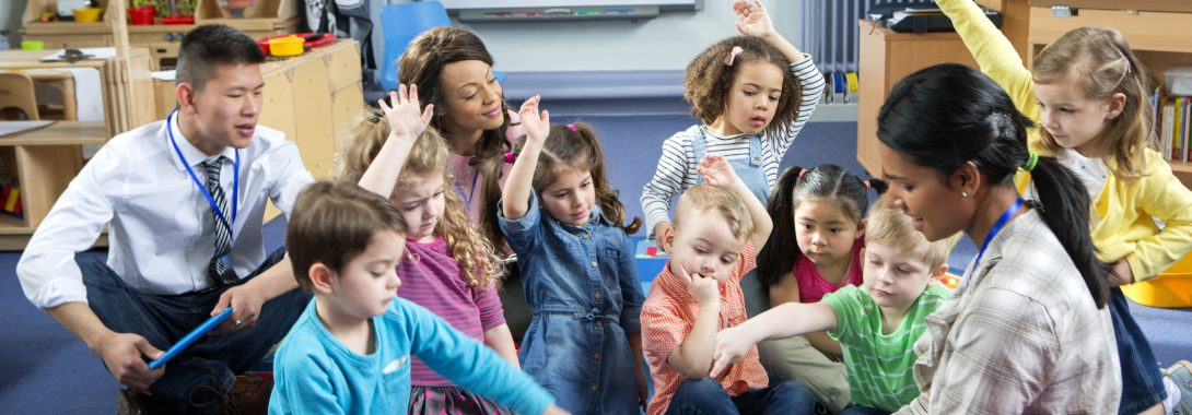 Your Guide to the Early Years Foundation Stage (EYFS) 7 Learning Areas