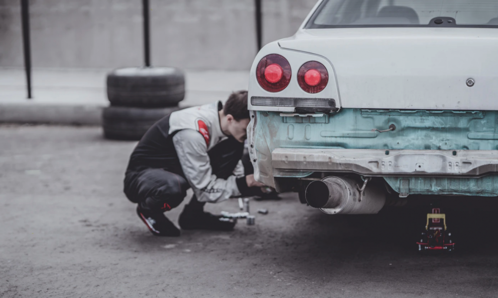 Interested In Learning To Repair Cars? Here's How You Can Start